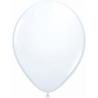 White Mini Balloons