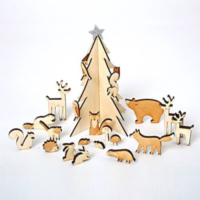 Woodland Advent Calendar by Meri Meri.