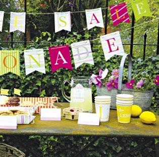 Lemonade / Bake Sale