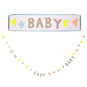 Baby Mini Garland by Meri Meri