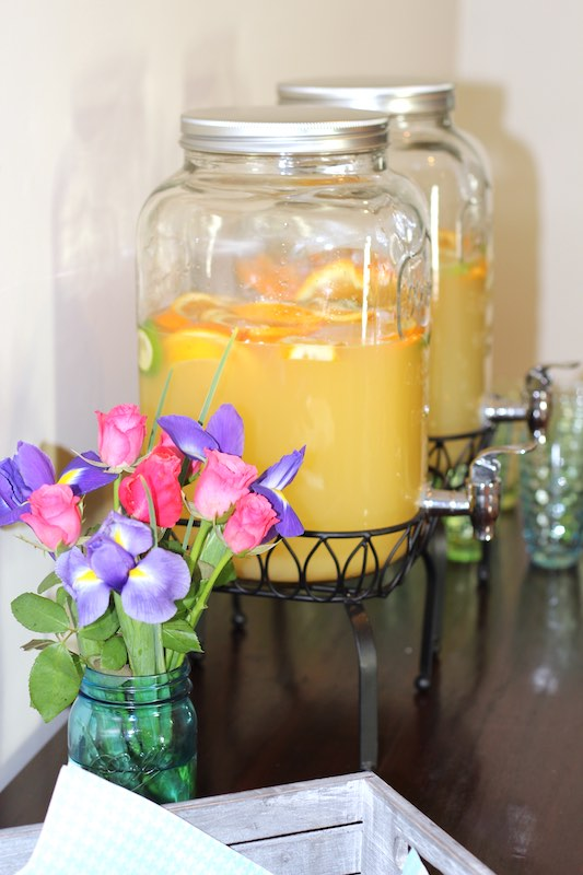 floral-fiesta-drinks-dispenser