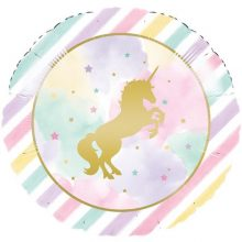 Unicorn Sparkle Foil Balloon NZ