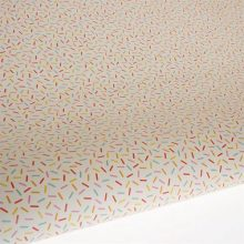 Sprinkles gift wrap and table runner NZ